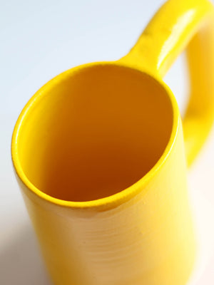 WORKADAY HANDMADE SUNSHINE TALL MUG