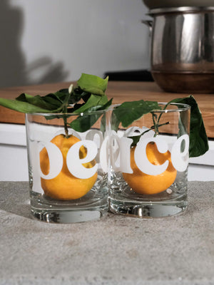 SET EDITIONS PEACE GLASSES