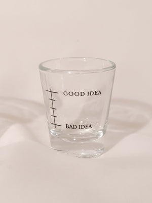 SET EDITIONS IDEAS SHOT GLASSES