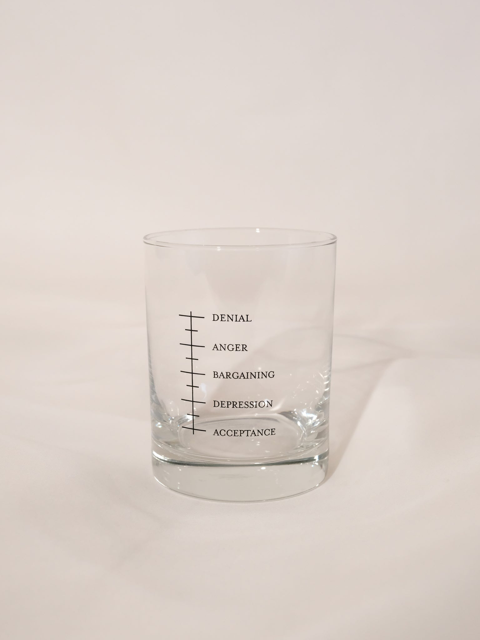 SET EDITIONS GOOD GRIEF GLASSES