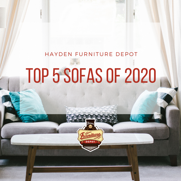 Top 5 Sofas of 2020