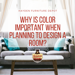 Feng Shui: Why is color important when planning to design a room?
