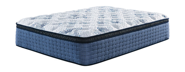 Mt Dana Euro Top - White - King Mattress