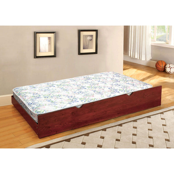 Madder - Twin XL Trundle Mattress - White