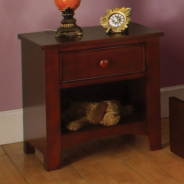 Omnus - Night Stand - Cherry