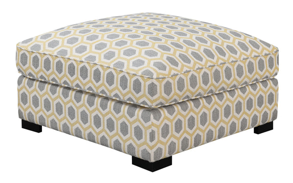 Repose Square Cocktail Ottoman