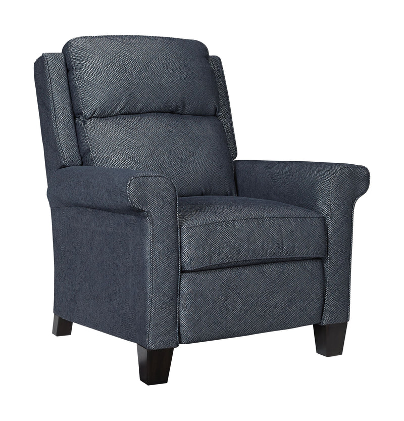 Imbler - Denim - Low Leg Power Recliner
