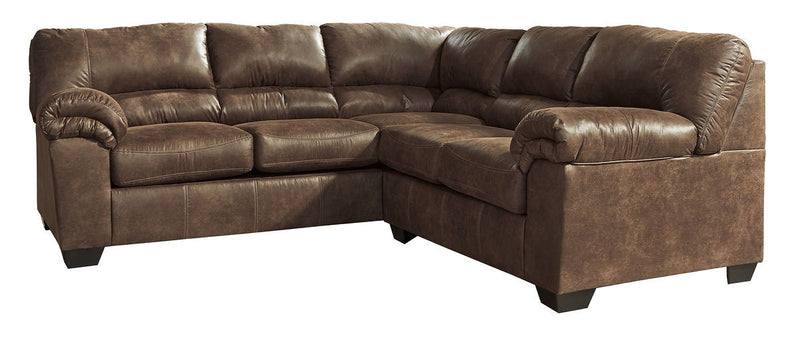 Bladen - Coffee - LAF Sofa