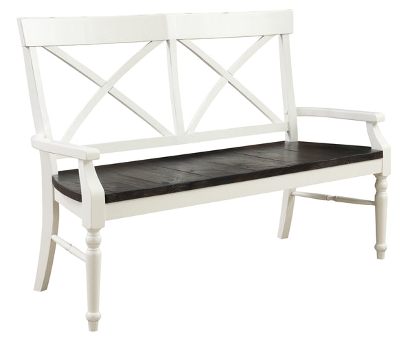 Mountain Retreat Dining Bench