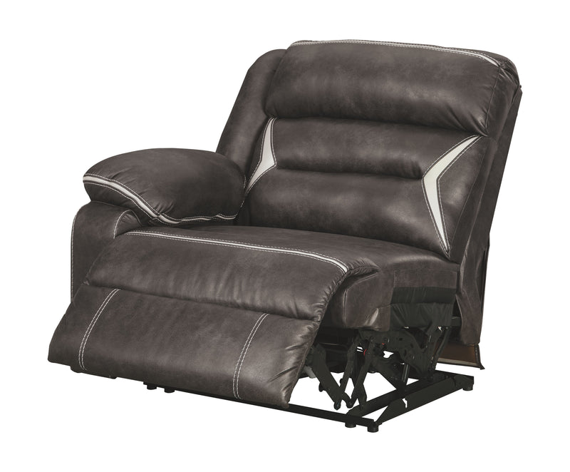 Kincord - Midnight - LAF Zero Wall Power Recliner