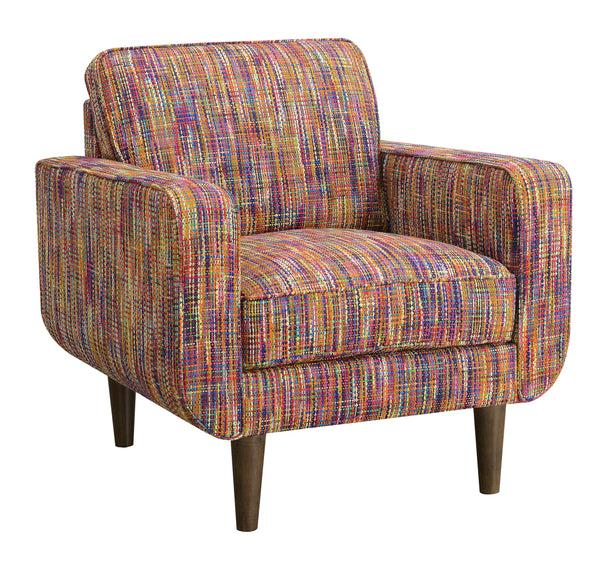 Jax Accent Chair, Multicolor