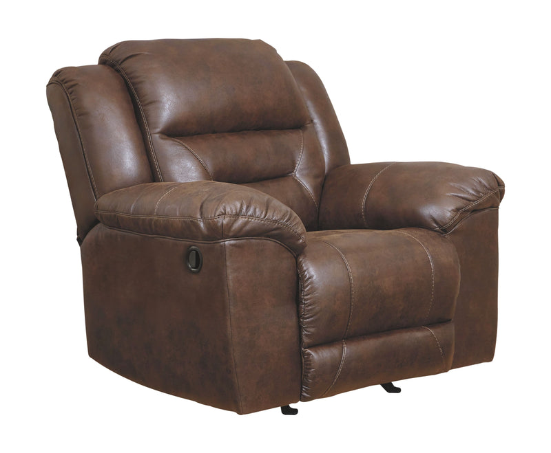 Stoneland - Chocolate - Rocker Recliner