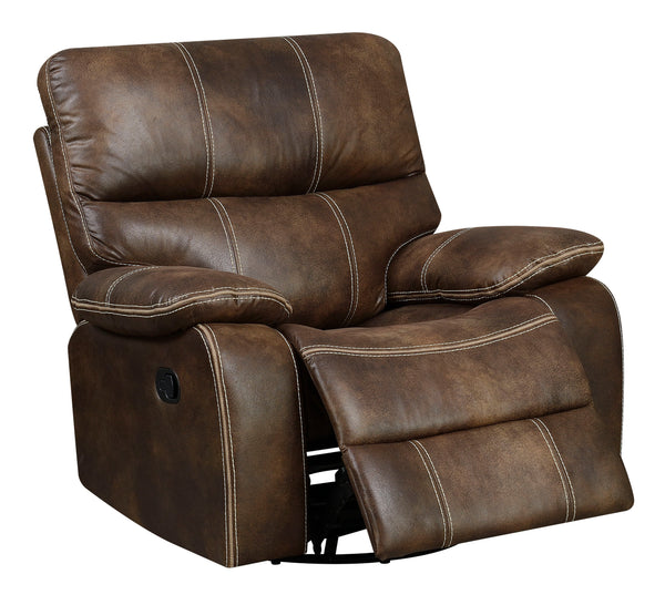 Jessie James recliner chocolate