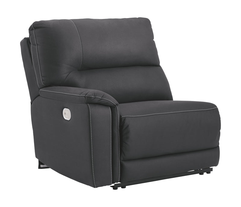 Henefer - Midnight - LAF Zero Wall Power Recliner