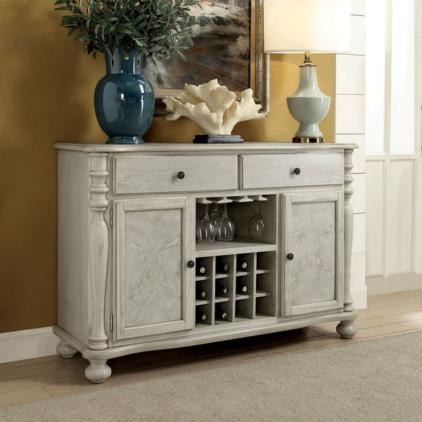 Siobhan II - Server - Antique White