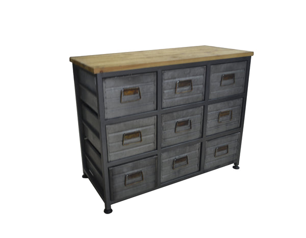 Grant 9 Drawer Accent Cabinet