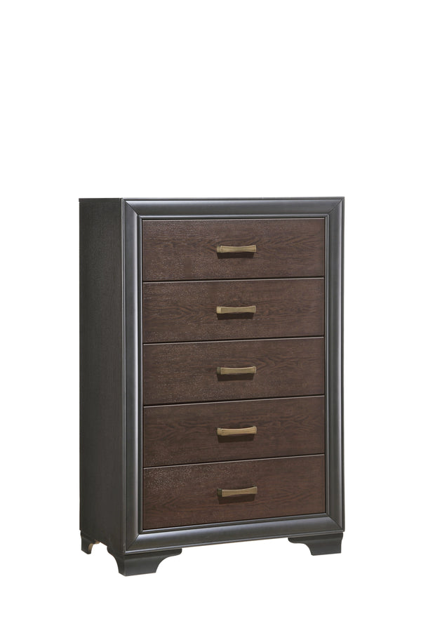 Prelude 5 Drawer Chest