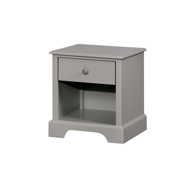 Diane - Night Stand - Gray