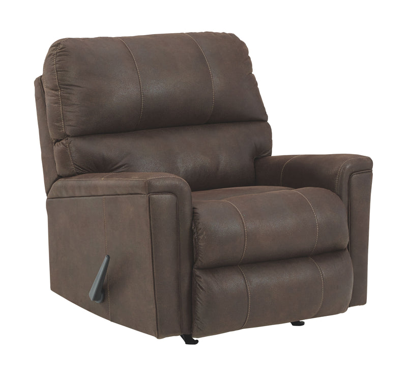 Navi - Chestnut - Rocker Recliner