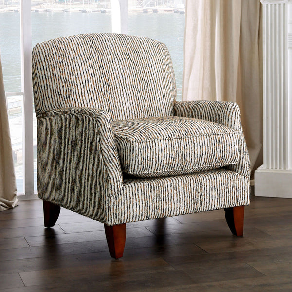 Bromley - Chair - Stripe Multi