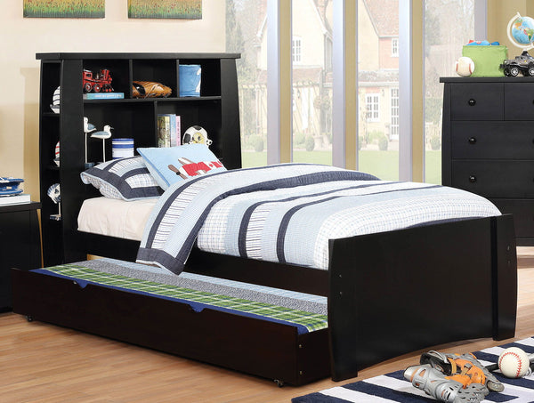 Marlee - Twin Bed - Black