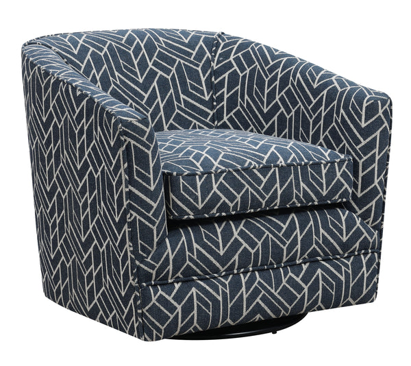 Trilogy Swivel Accent Chair