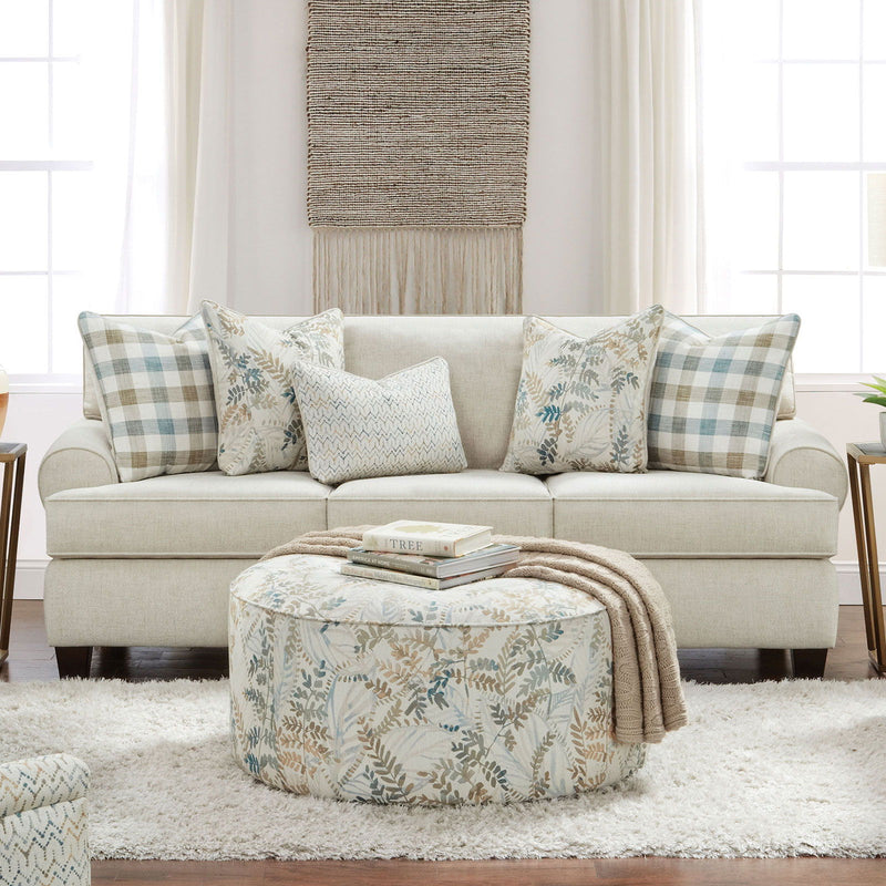 Cadigan - Loveseat - Ivory