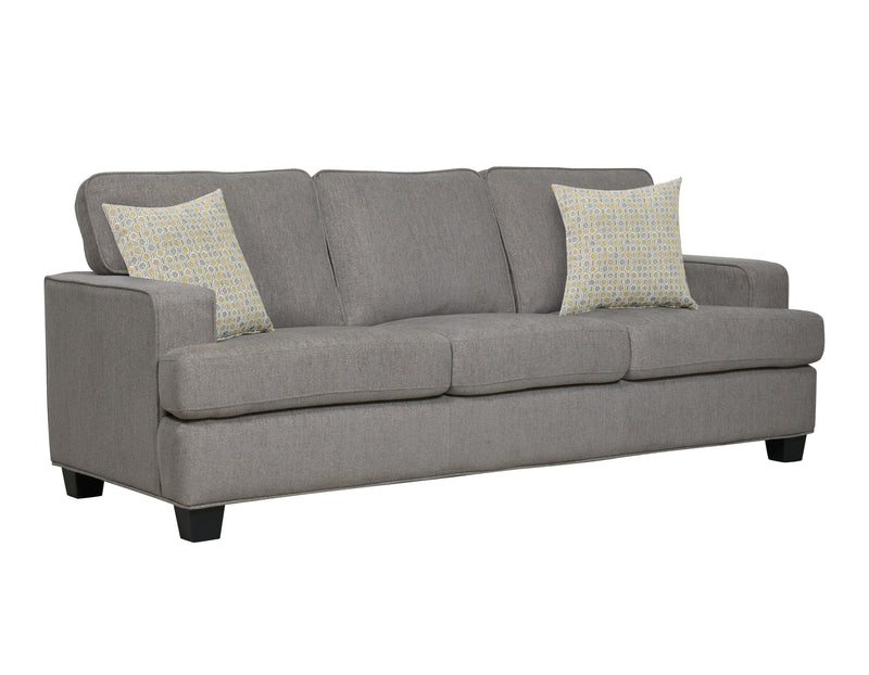 Carter Sofa, gray