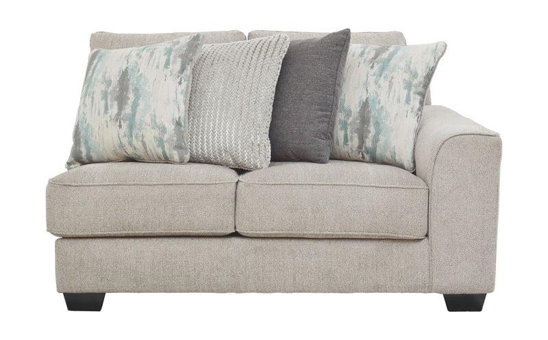 Ardsley - Pewter - RAF Loveseat