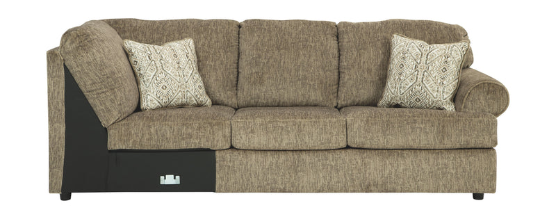 Hoylake - Chocolate - RAF Sofa Sectional