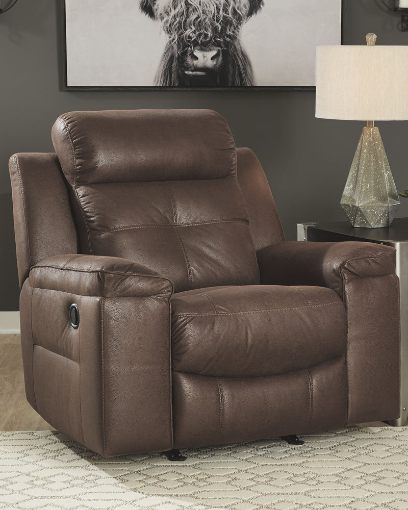 Jesolo - Coffee - Rocker Recliner