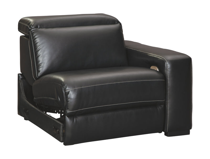 Mantonya - Midnight - RAF Zero Wall Power Recliner