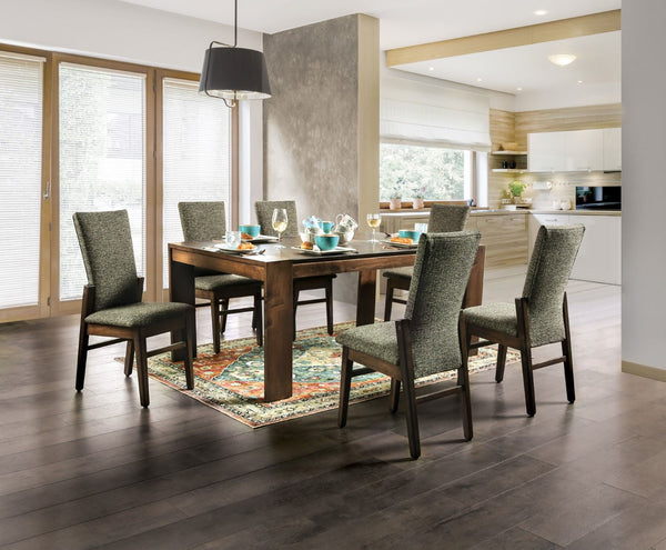 Kristine - Dining Table - Walnut