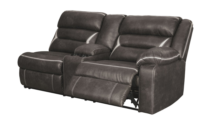 Kincord - Midnight - RAF REC Power Sofa w/Console