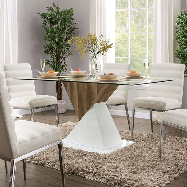 Bima - Dining Table - White
