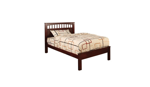 Carus - Twin Bed - Cherry