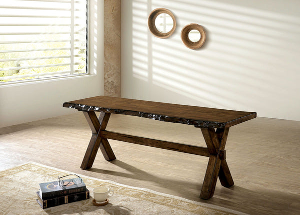 Woodworth - Bench - Walnut