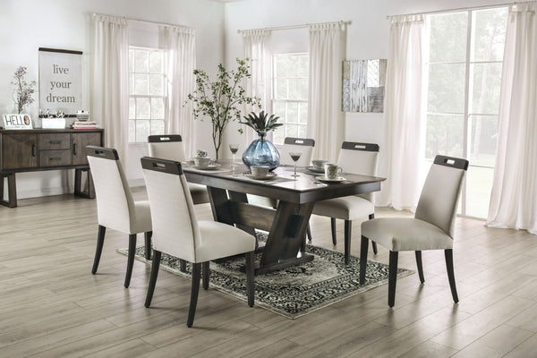 Tamara - Dining Table - Beige