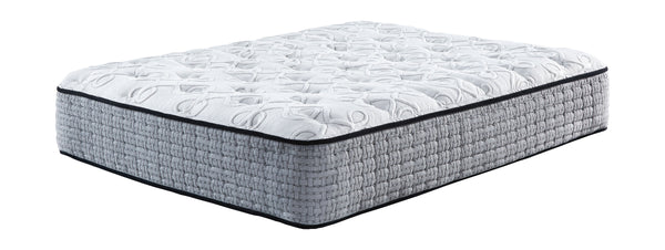 Mt Rogers Ltd Plush - White - King Mattress