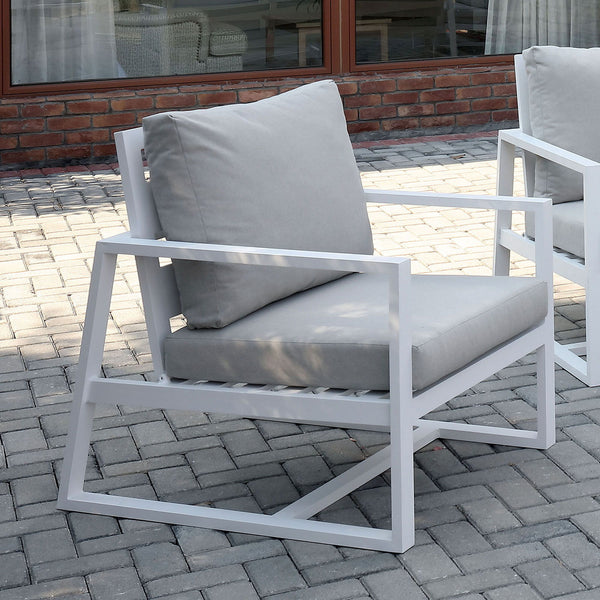 India - Arm Chair - Beige