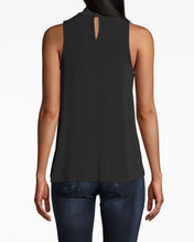 Load image into Gallery viewer, Nicole Miller Stretchy Matte Jersey Elisa Top