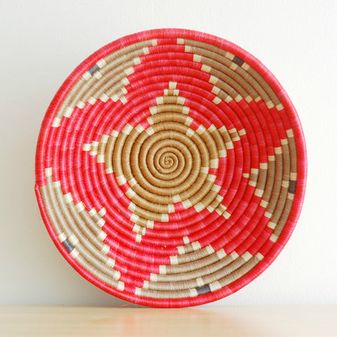 Astrid Basket Rouge