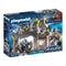 Playset Playmobil Strength Novelmore Playmobil (214 pcs)