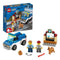 Playset City Police Dog Unit Lego 60241