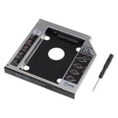 HDD/SSD SATA Optical Unit Adaptor (12,7 mm) Ewent EW7005