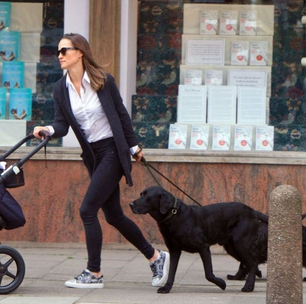 Pippa Middleton Cocoroses It in Hoxton