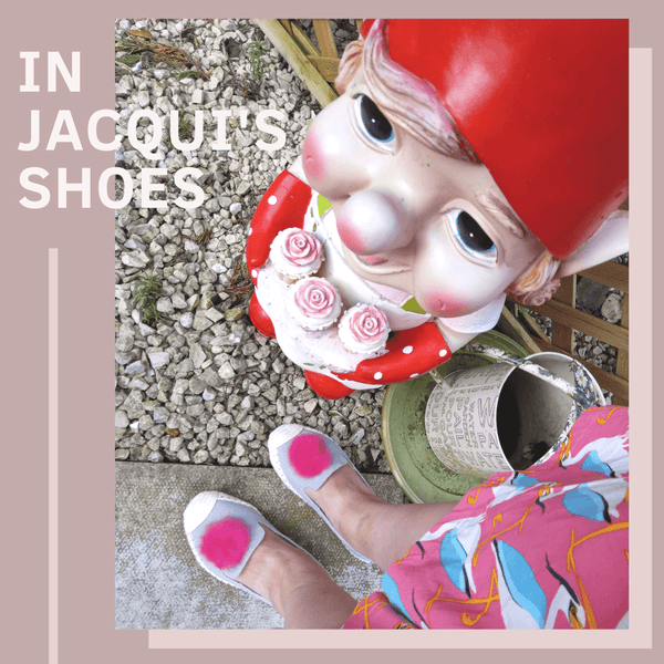 In Jacqui's Shoes | In Your Shoes by Cocorose London