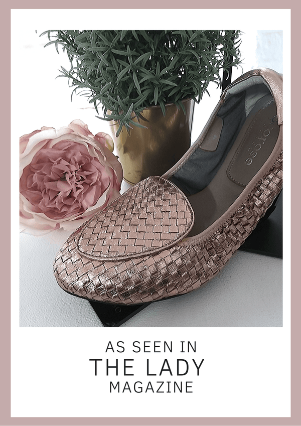 As Seen In The Lady Magazine and As Seen On Sara @Welliesandchampagne