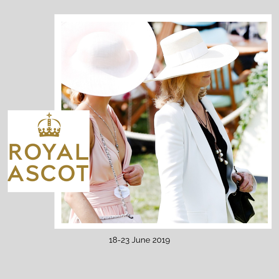 What shoes to wear to Royal Ascot