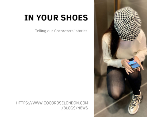 In Your Shoes by Cocorose London